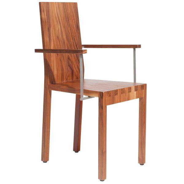 Massivholz Stuhl 1010L-1
