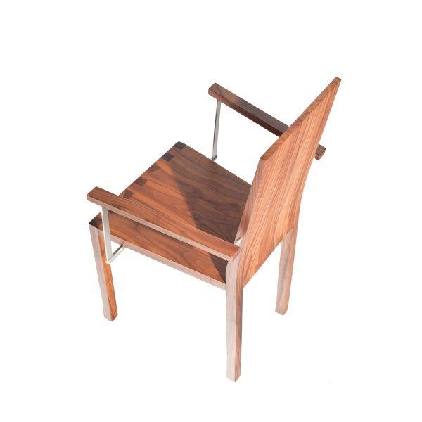 Massivholz Stuhl 1010L-4