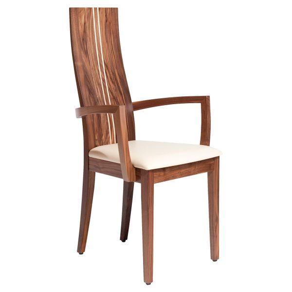 Massivholz Stuhl 1020L-1