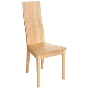 Stuhl Ahorn massiv, geölt 1030-1