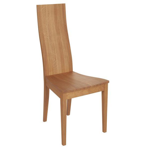 Stuhl Eiche massiv, geölt 1030-1