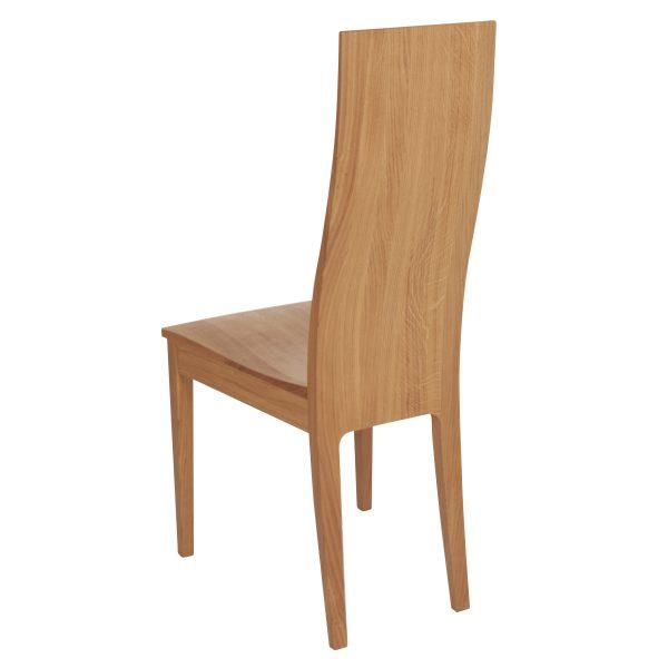 Stuhl Eiche massiv, geölt 1030-4