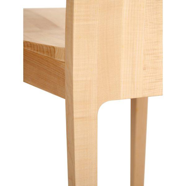 Stuhl Ahorn massiv, geölt 1030-5
