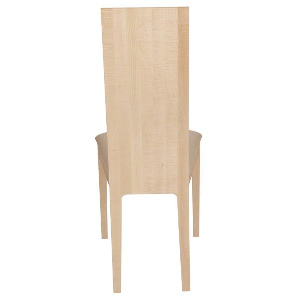 Stuhl Ahorn massiv, geölt und gepolstert 1030-5