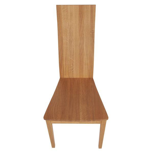 Stuhl Eiche massiv, geölt 1030-6