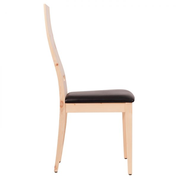 Massivholz Stuhl 1030G-6