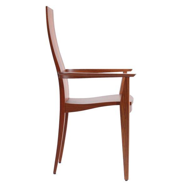 Massivholz Stuhl 1040L-2