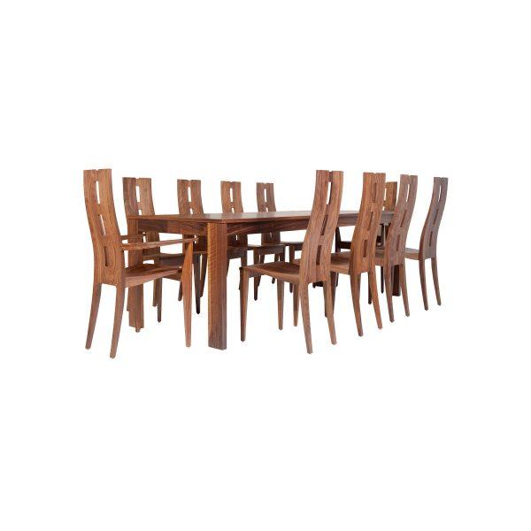 Massivholz Stuhl 1050-4