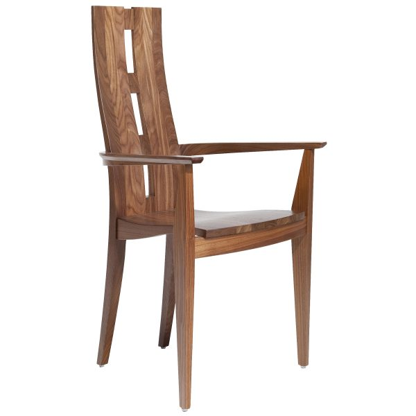 Massivholz Stuhl 1050L-1