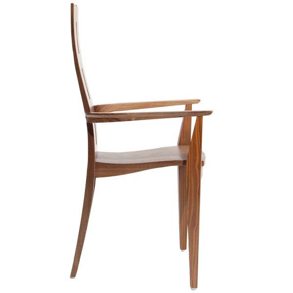Massivholz Stuhl 1050L-2