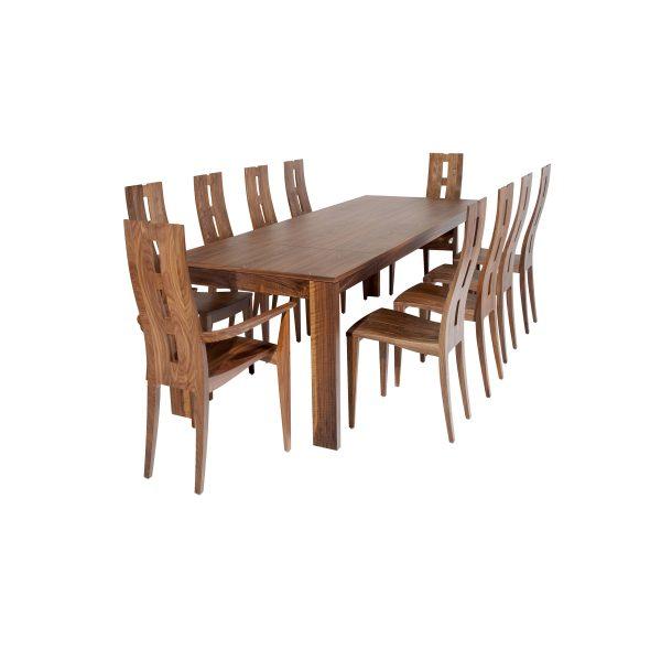 Massivholz Stuhl 1050L-5