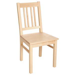 Stuhl Ahorn massiv, geölt 1110-1