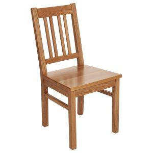 Stuhl Eiche massiv, geölt 1110-1