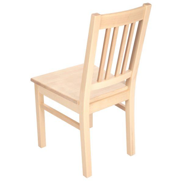Stuhl Ahorn massiv, geölt 1110-2