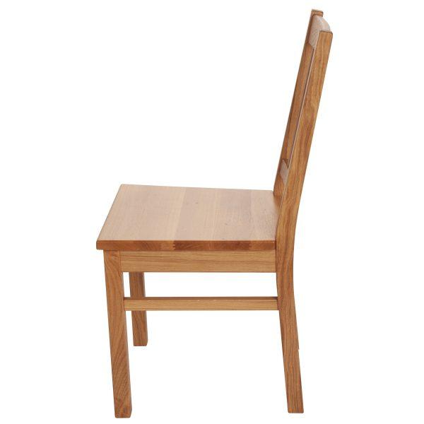 Stuhl Eiche massiv, geölt 1110-3