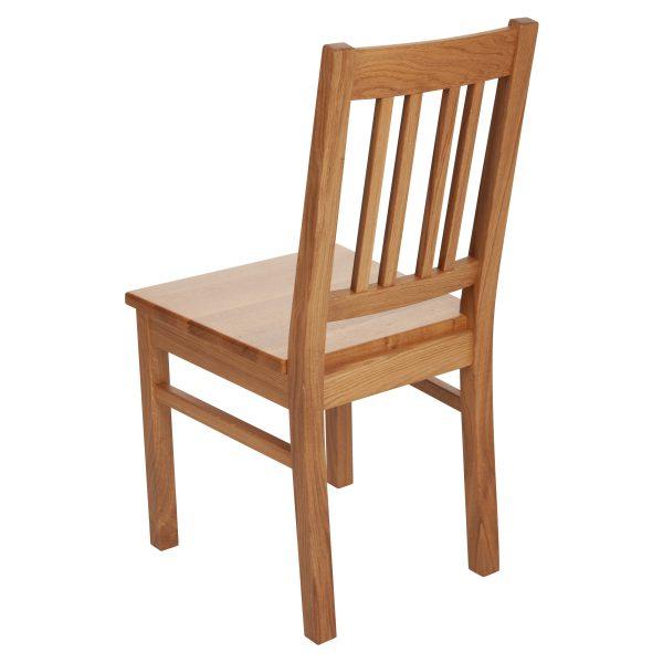 Stuhl Eiche massiv, geölt 1110-4