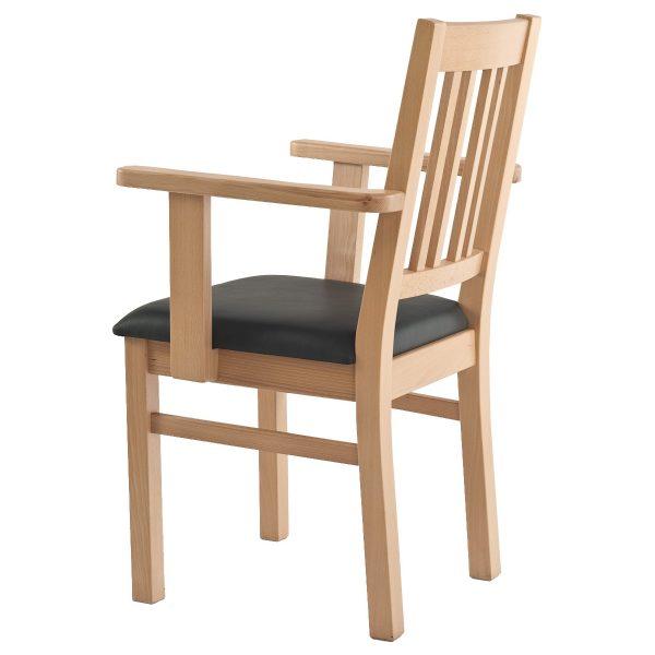 Massivholz Stuhl 1110L-3