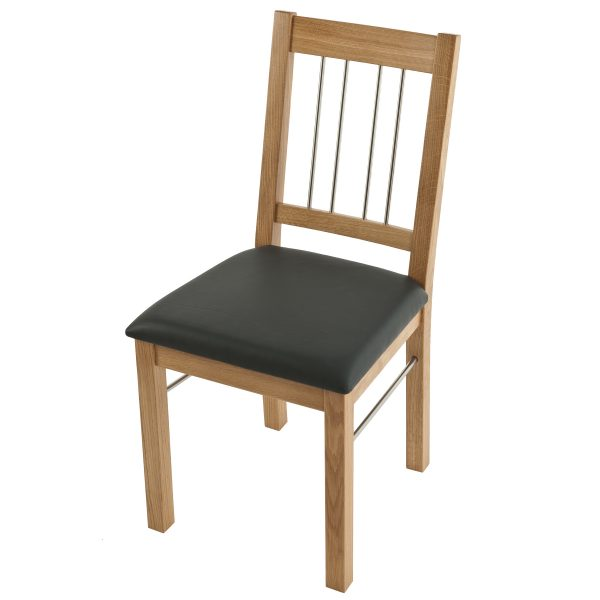Massivholz Stuhl 1120-4