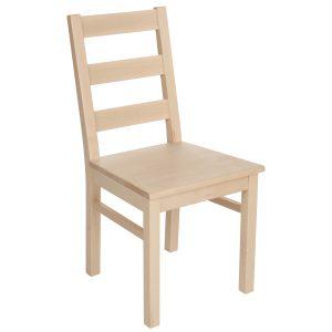 Stuhl Ahorn massiv, geölt 1130-1