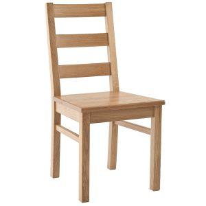 Stuhl Eiche massiv, geölt 1130-1
