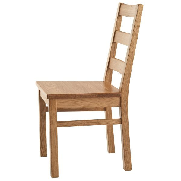 Stuhl Eiche massiv, geölt 1130-2