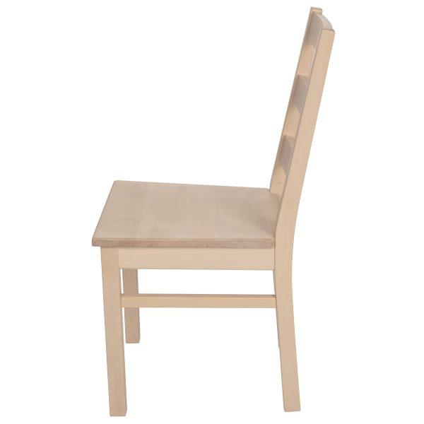 Stuhl Ahorn massiv, geölt 1130-3