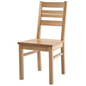 Massivholz Stuhl 1140-1