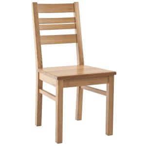 Stuhl Eiche massiv, geölt 1140-1