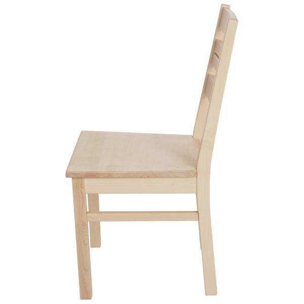 Stuhl Ahorn massiv, geölt 1140-2