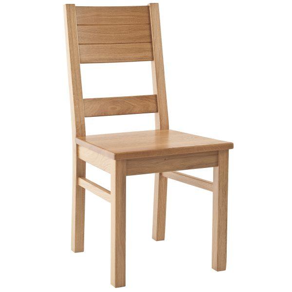 Stuhl Eiche massiv, geölt 1170-1