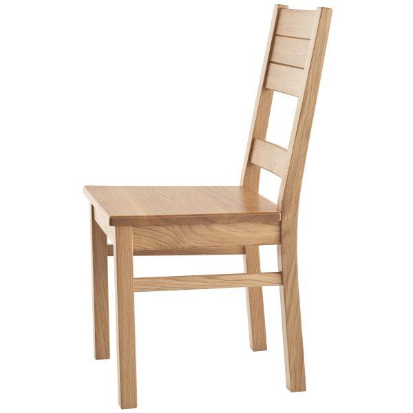 Stuhl Eiche massiv, geölt 1170-2