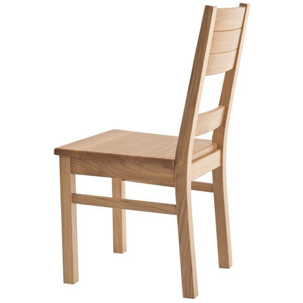 Stuhl Eiche massiv, geölt 1170-3