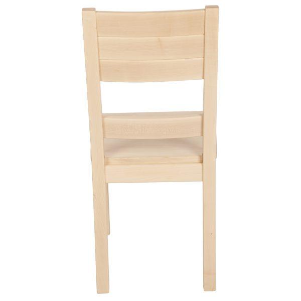 Stuhl Ahorn massiv, geölt 1170-5