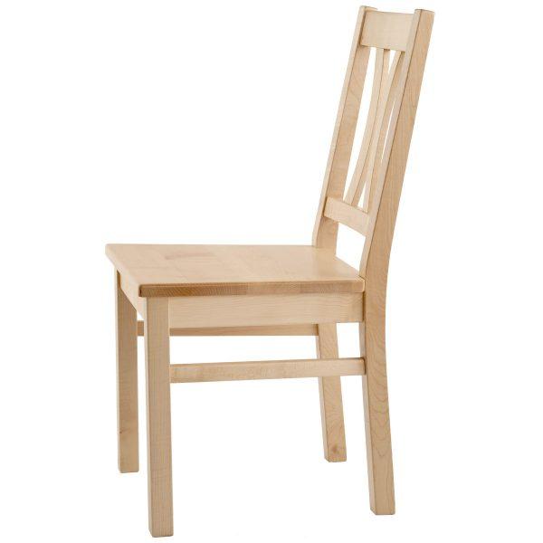 Massivholz Stuhl 1190-2