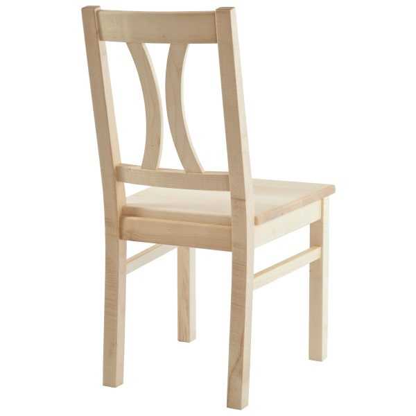 Massivholz Stuhl 1190-4