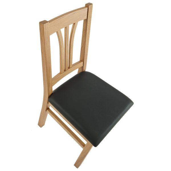 Massivholz Stuhl 1210-4