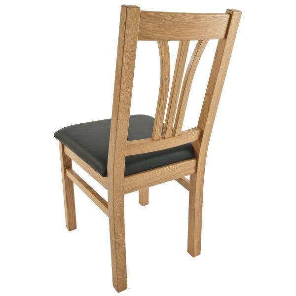 Massivholz Stuhl 1210-5