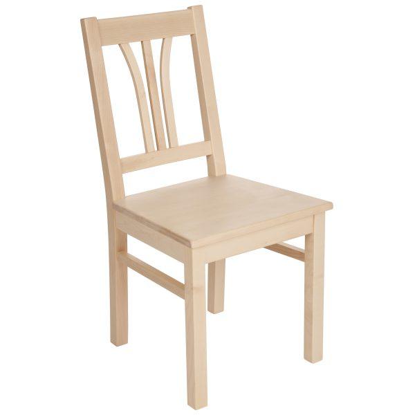 Stuhl Ahorn massiv, geölt 1210-1