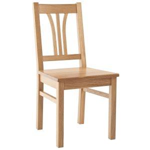 Stuhl Eiche massiv, geölt 1210-1