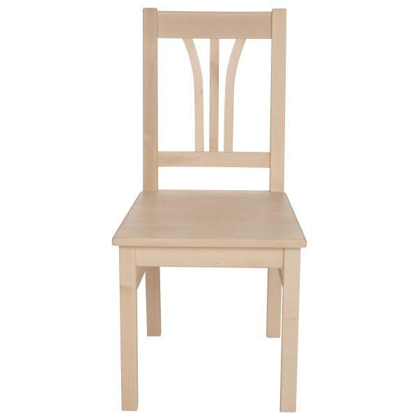 Stuhl Ahorn massiv, geölt 1210-2