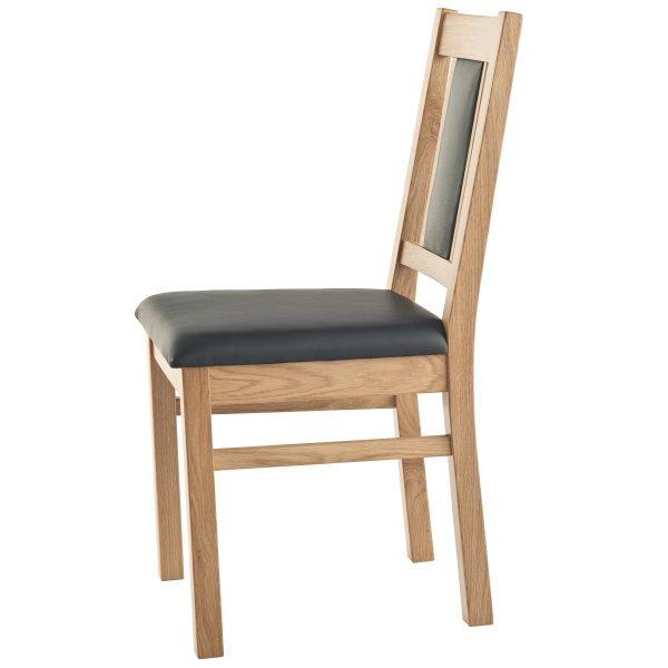 Massivholz Stuhl 1230-2