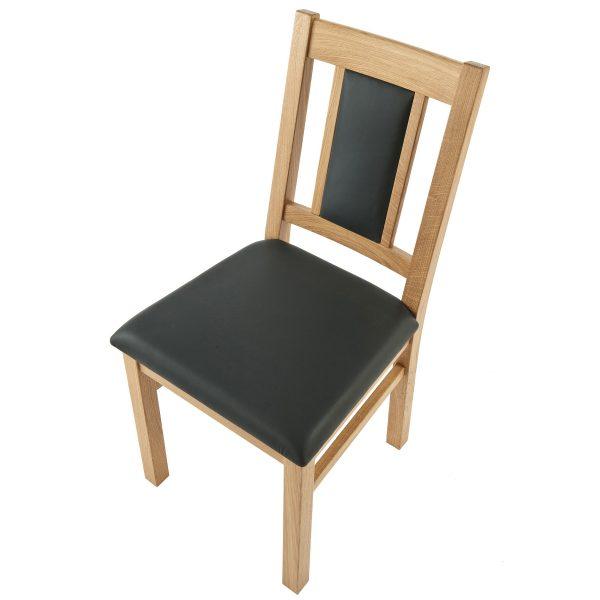 Massivholz Stuhl 1230-4