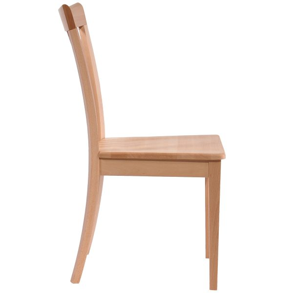 Massivholz Stuhl 1300-2