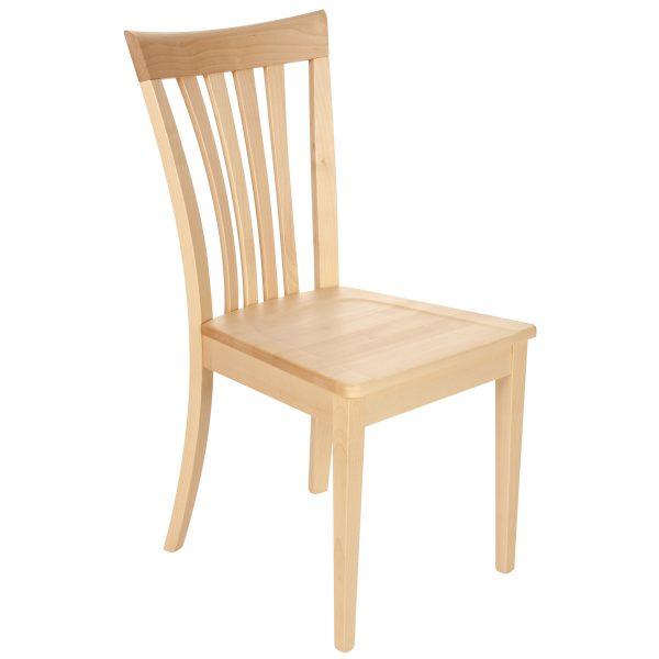 Stuhl Ahorn massiv, geölt 1300-1
