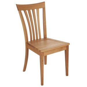 Stuhl Eiche massiv, geölt 1300-1