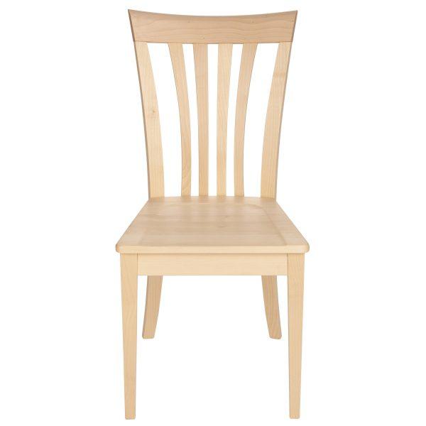 Stuhl Ahorn massiv, geölt 1300-2