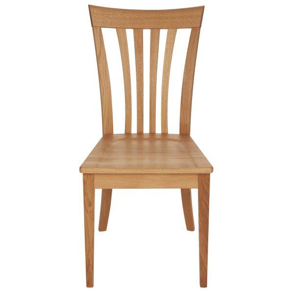 Stuhl Eiche massiv, geölt 1300-2