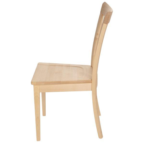 Stuhl Ahorn massiv, geölt 1300-3