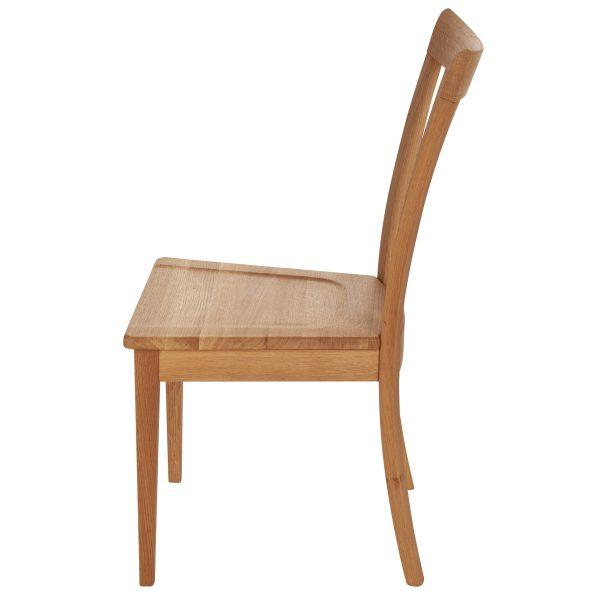 Stuhl Eiche massiv, geölt 1300-3