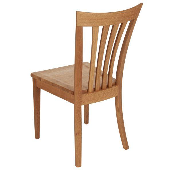 Stuhl Eiche massiv, geölt 1300-4